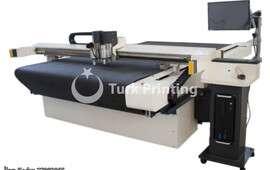 DCZ8XR Series high speed flatbed digital cutter