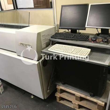Used Presstek Dimensions 400 CTP year of 2004 for sale, price ask the owner, at TurkPrinting in CTP Systems