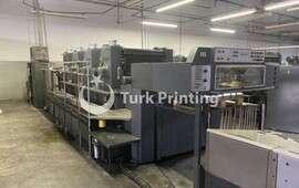 Sm 102V Straight Offset Printing Press
