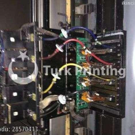 Satılık ikinci el 2002 model Infiniti / Challenger 320 dijital baskı makinası spectra nova 256 masrafsız fiyat sorunuz TürkPrinting'de!