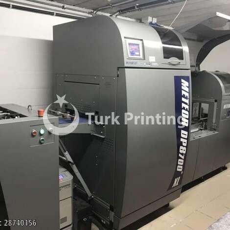 Used MGI Meteor DP 8700 XL Digital Printing Machine year of 2015 for sale, price 49000 EUR EXW (Ex-Works), at TurkPrinting in Digital Offset Machines