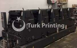 GTO52F 5 Colour Straight Offset Printing Press