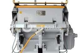 Corrugated Box Colour Packaging Box Die Punching Machine Platen Punching Equipment Manual ML1200 India Market