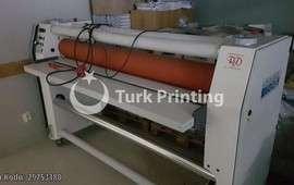 Image 600-S sıcak / soğuk rulo laminasyon makinesi