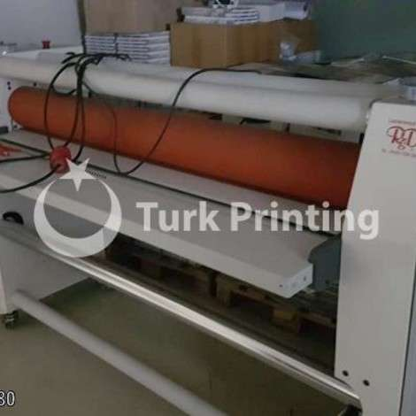 Used Seal Image 600-S hot/cold roll laminatior year of 2004 for sale, price ask the owner, at TurkPrinting in Foiling Machines
