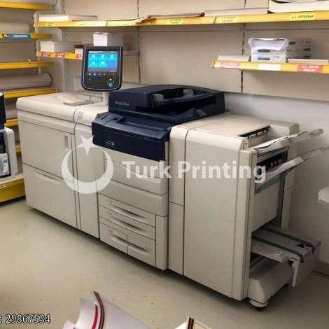 Satılık ikinci el 2014 model Xerox C70 Renkli Dijital Baskı Makinası Fiyat 48,500 tl 8500 USD EXW (Ex-Works) TürkPrinting'de! Yazıcı ve Fotokopi kategorisinde.