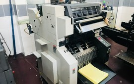 4502 MCS (2 Color Continuous Form Machine)