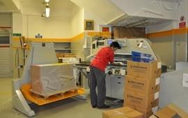 RBA 19 Otomatik Kağıt İstifleme Lifti (Stack Lift, Pile Lift)
