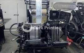 Tiegel Hot Foiling Machine