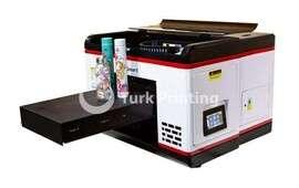A4 / A3 / 3360/6060/6090 DTG / UV Baskı Makinası