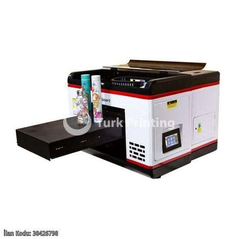 New EraSmart A4/A3/3360/6060/6090 Flatbed UV/DTG Printer Machine year of 2019 for sale, price ask the owner, at TurkPrinting in Flatbed Printing Machines