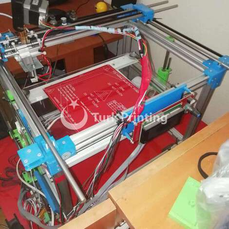 Used Other (Diğer) 3D Printer or new 3D Printer if you want year of 2020 for sale, price 2000 TL EXW (Ex-Works), at TurkPrinting in 3D Printer