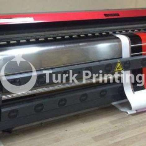 Used Maxima PZ3208 8 Head year of 2011 for sale, price 45000 TL C&F (Cost & Freight), at TurkPrinting in Large Format Digital Printers and Cutters (Plotter)