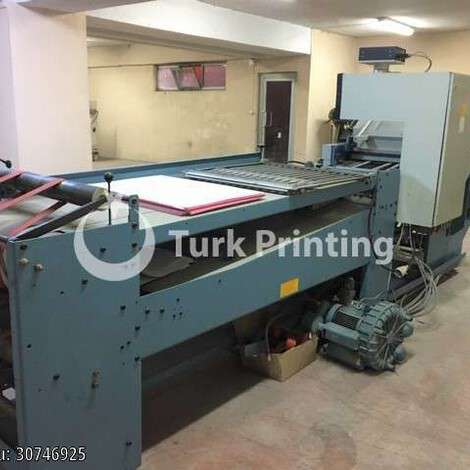 Used MBO K65 / 4 KL FOLDING MACHINE year of 1988 for sale, price ask the owner, at TurkPrinting in Folding Machines