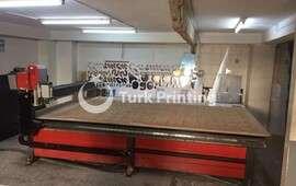 CNC ROUTER ÇOK TEMİZ 210X300