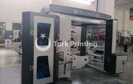 2 Renk 80 Cm Flexo Baskı Makinası