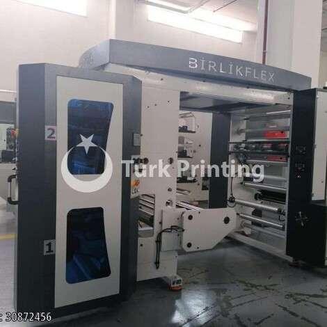 Satılık sıfır 2020 model Birlik Flex 2 Renk 80 Cm Flexo Baskı Makinası fiyat sorunuz TürkPrinting'de! Flekso ve Etiket Baskı Makinaları kategorisinde.