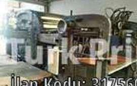 SP 1260 E DIE Cutter