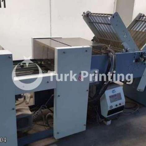 Used Petratto CORDOBA Folder Gluer Machine year of 1999 for sale, price ask the owner, at TurkPrinting in Folding - Gluing