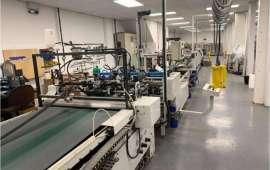 Olimpia 115 130 Folding Gluing Machine