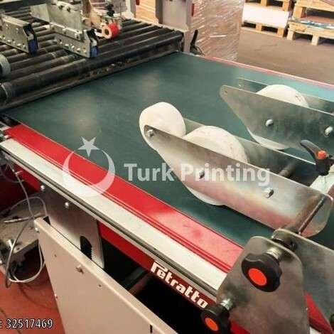 Satılık ikinci el 2019 model Petratto Mini Metro SE 78-2 Katlama Yapıştırma Makinesi fiyat sorunuz TürkPrinting'de! Katlama Yapıştırma kategorisinde.