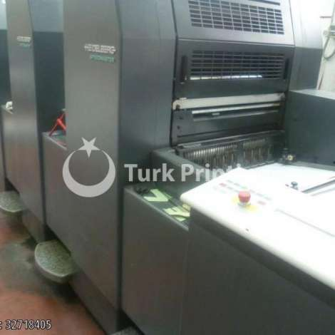 Used Heidelberg HD SM 52-4 year of 1999 for sale, price ask the owner, at TurkPrinting in Used Offset Printing Machines
