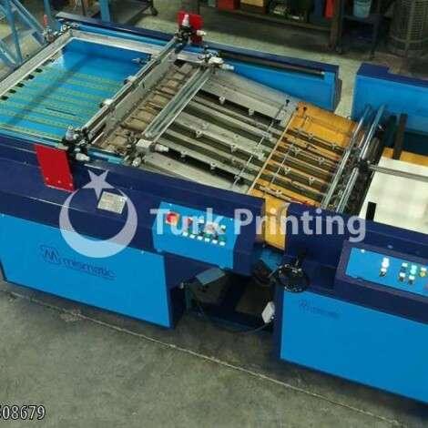 Satılık ikinci el 2009 model Mismatic Matic Screen and Roll, Cylinder automatic screen printing machine fiyat sorunuz TürkPrinting'de! Serigrafi (Elek) Baskı Makinaları kategorisinde.