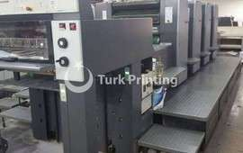 SM74-4H SE - 2006 Offset Printing Press