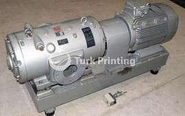 VTW 800 - Vakum pompası (kompresör)