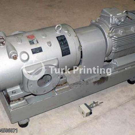 Used Becker VTW 800 - Vacuum pump year of 1995 for sale, price 3200 EUR EXW (Ex-Works), at TurkPrinting in Vacuum Pumps and Air Compressors