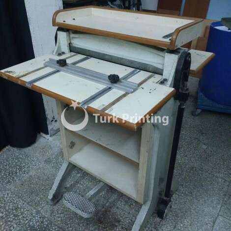 Used Other (Diğer) Perforating machines year of 2005 for sale, price 1800 TL, at TurkPrinting in Other Post Press Machines