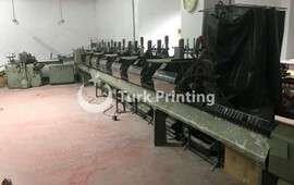 DSS Saddle Stitching Machine