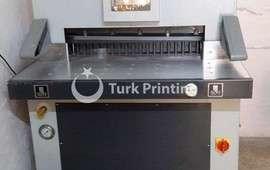 DESTRA CH72P HİDROLİK 72 cm Dijital Matbaa Giyotini