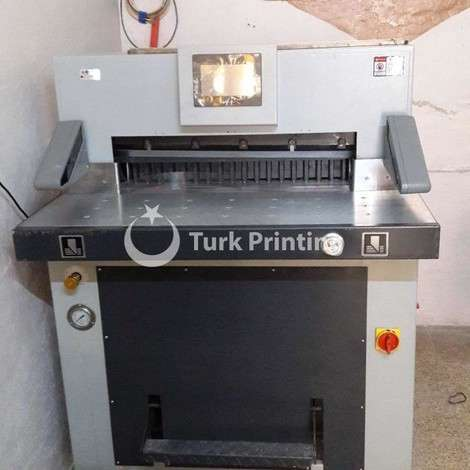 Used Destra Paper Cutter 72cm year of 2017 for sale, price 55000 TL EXW (Ex-Works), at TurkPrinting in Paper Cutters - Guillotines