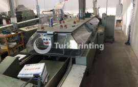 KM 470 Perfect Binding Line Machine