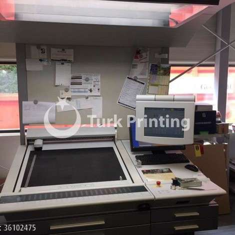 Used Heidelberg Speedmaster SM 74-5P2-H Offset Printing Press - 2004 year of 2004 for sale, price ask the owner, at TurkPrinting in Used Offset Printing Machines