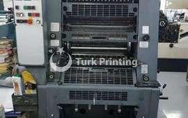 GTO 36x52cm one color Offset Printing Press