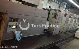 304 NL STRAIGHT offset printing press