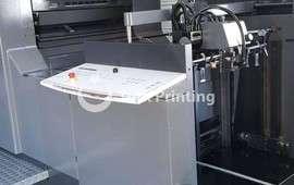 pm74 2 Colors Printing Press