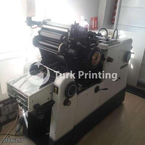 Used Gestetner Complete Printing House year of 1991 for sale, price 10999 TL, at TurkPrinting in Used Offset Printing Machines
