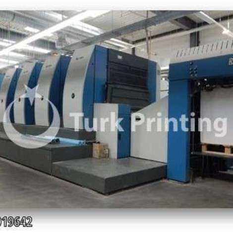 Used KBA Koenig & Bauer RA 106-8 SIS CX 8 Color Printing Press year of 2012 for sale, price ask the owner, at TurkPrinting in Used Offset Printing Machines
