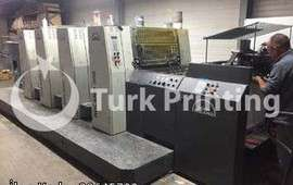 304 HOB Offset Printing Press, Year 2003