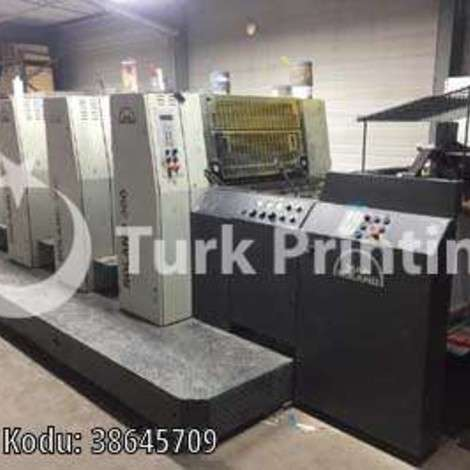 Used Man-Roland 304 HOB Offset Printing Press, Year 2003 year of 2003 for sale, price ask the owner, at TurkPrinting in Used Offset Printing Machines