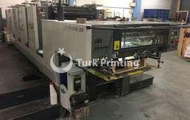 Lithron NL 528 offset printing press