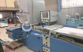 K800 4/2 SKTZ AUT. folding machine with Palamide