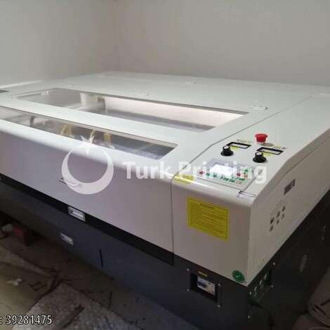 Used Other (Diğer) LASER CUTTING AND ENGRAVING MACHINE 160x100cm 130w DOUBLE HEAD year of 2019 for sale, price 4700 USD FCA (Free Carrier), at TurkPrinting in Laser Cutter and Laser Engraving Machine