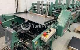 Model 368 AUTOMATIC SADDLE STITCHING MACHINE