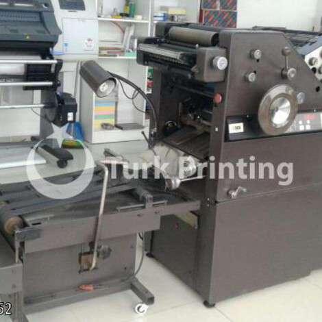 Satılık ikinci el 2012 model Abdick 9000 form baskı makinesi fiyat sorunuz TürkPrinting'de! Sürekli Form Baskı Makinaları kategorisinde.