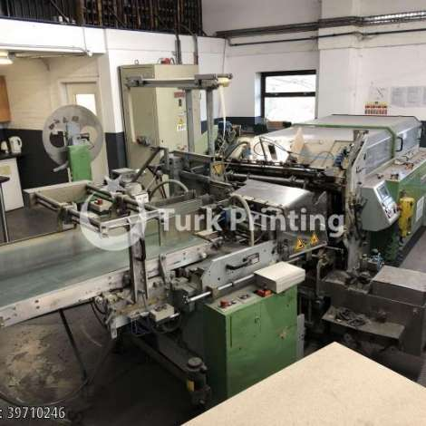 Used Hoerauf BDM-80 CASEMAKER - 1999 year of 1999 for sale, price ask the owner, at TurkPrinting in Case-Binding