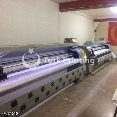 Used challenger Fy 3268 D 8 Digital Printing Machine year of 2015 for sale, price ask the owner, at TurkPrinting in large format Digital Printing Machine